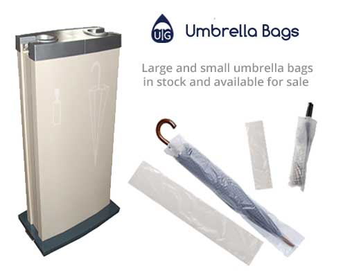Umbrella bags from Umbrellaguard